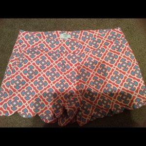 Crown & Ivy 8P shorts